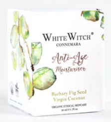 White Witch anti age moisturiser zero waste packaging