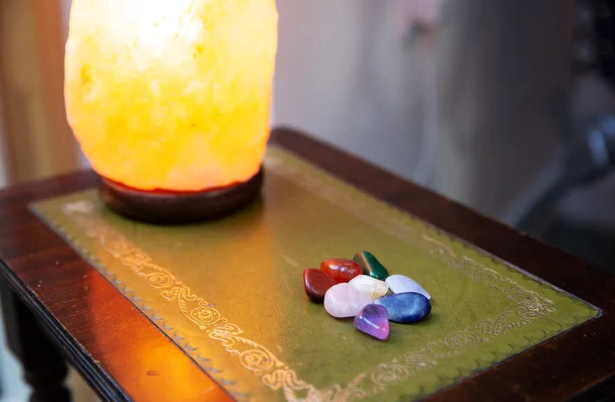 Crystal healing caring for you
