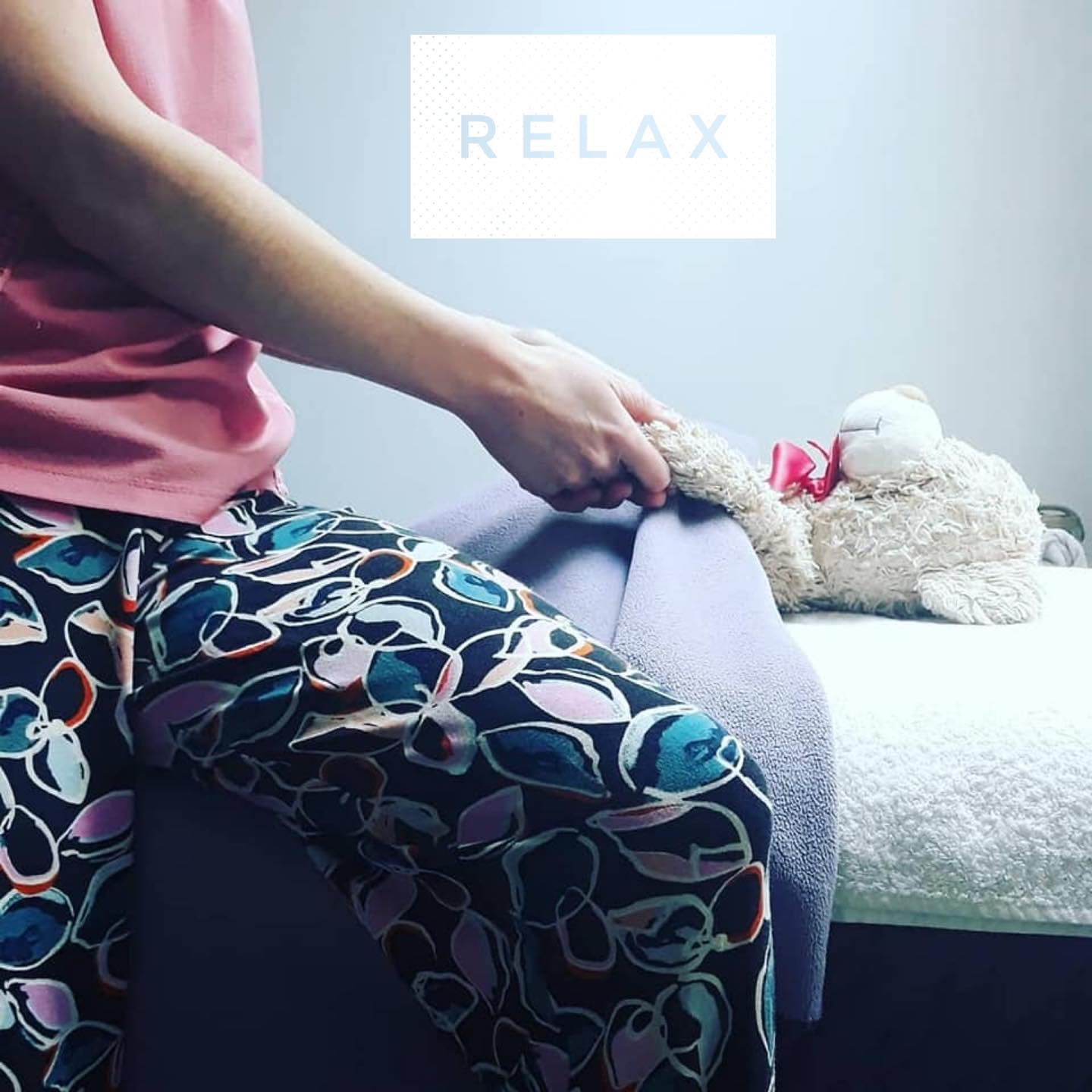 Relax with ted caring for you treatments